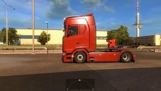 Download (Ets2 1.30Beta)Scania NextGen+Mods+V8 Sound Video