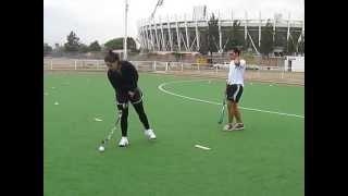 Download CURSO ENTRENADOR DE HOCKEY - Estadio Soledad García - Tiro al arco - Video