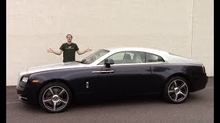 Download Here's a Tour of a $350,000 Rolls-Royce Wraith Video