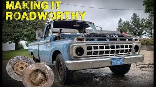 Download Abandoned F250 Revival! First Start in 26 Years - Part 6 Video