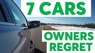 Download Buyer's Remorse: 7 Cars Owners Regret | Consumer Reports Video