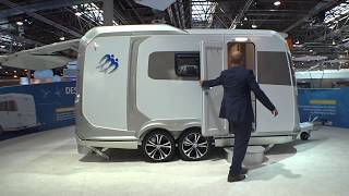 Download Knaus Deseo - prima Wohnwagen, Transportwunder und Verwandlungskünstler Video