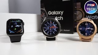 Download Samsung Galaxy Watch: обзор, опыт эксплуатации, сравнение с Apple Watch 4 Video