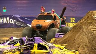 Download Monster Jam in Carrier Dome - Syracuse, NY 2014 - Full Show - Episode 13 Video