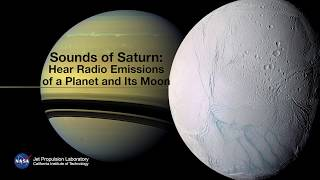 Download Sounds of Saturn Hear Radio Emissions of the Planet and Its Moon Enceladus Video