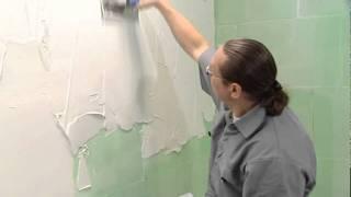 Download Leer stukadoren van Dennis Mulder met Rigips. Video