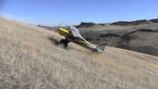 Download Wild West Aircraft SuperSTOL landing short Video