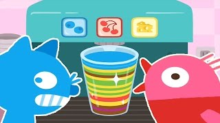 Download Fun Baby Learn Colors, Numbers, Shapes Educational Games by Sago Mini for Children Video