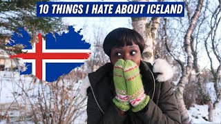 Download 10 THINGS I HATE ABOUT ICELAND 🇮🇸😤 Video