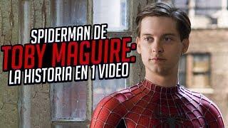 Download Spider-Man de Sam Raimi Trilogia I La Historia en 1 Video Video