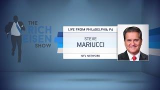 Download NFL Network Analyst Steve Mariucci Joins Talks NFL Draft & More in Studio - 4/25/17 Video
