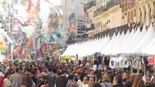 Download Fiesta de las Fallas 2017 Valencia Video