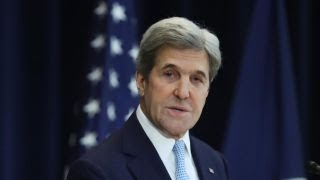 Download How should Trump handle John Kerry's 'illegal shadow diplomacy'? Video