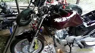 Download Modifikasi motor tiger 2000 yang simple dan murah hasilnya mantap Video