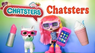 Download Unboxing the Gabby Spinmaster Chatster Talking Doll Video