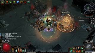 Download Path of Exile 3.1 | T5 Haunted mansion Map and Boss Video