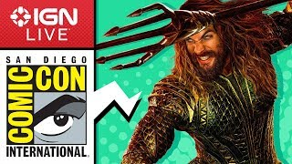 Download San Diego Comic Con 2018: Exclusive Access and Interviews - IGN Live (Day 3) Video
