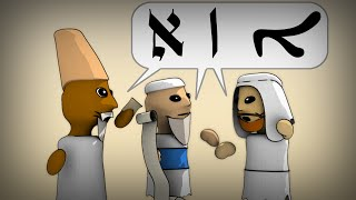 Download Semitic's vowel-smuggling consonants - History of Writing Systems #9 (Pointing & Matres Lectionis) Video