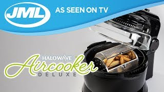 Download Halowave Deluxe Aircooker Deluxe from JML Video