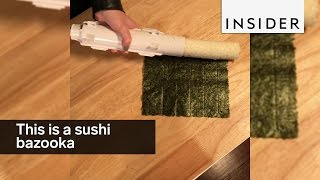 Download This is a sushi bazooka Video