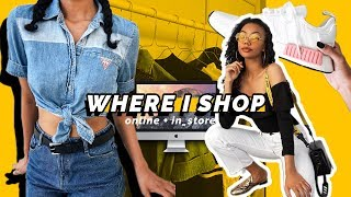 Download 🛍 BEST STORES TO SHOP ONLINE + IN STORE Video