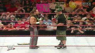 Download HBK & Cena The Night After WrestleMania 23 Video