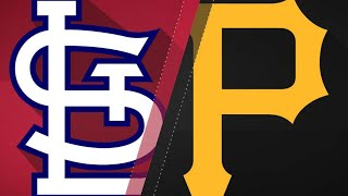 Download 8/20/17: Bell's four RBIs lifts Pirates over Cards Video