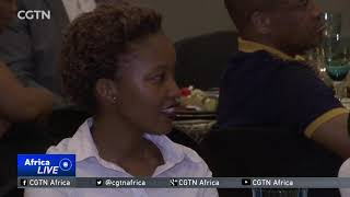 Download 76 South African students awarded scholarships to China Video