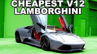 Download The Cheapest V12 Lamborghini Shouldn't Be Video
