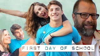 Download VLOG 113: First day of High School from a Boys Perspective Video