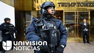 Download La seguridad de Donald Trump se volvió un dolor de cabeza para Nueva York Video