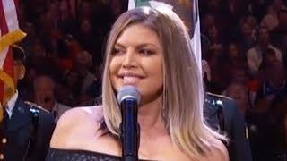 Download Fergie RESPONDS To Backlash Over Shocking National Anthem Performance Video