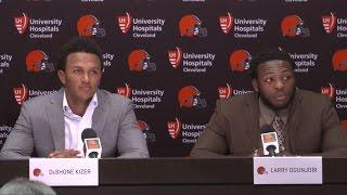 Download 2017 Draft: Kizer and Ogunjobi Press Conference Video