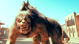 Download Werewolf Fight Scene - Monster Giant Lycan HD Video