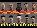 Download Pes 2013 Great Facepack 2017-2018 (yenilendi) Video