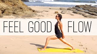 Download Feel Good Flow - Yoga With Adriene Video