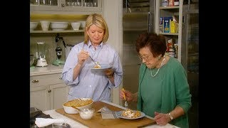 Download Macaroni and Cheese- Martha Stewart Video