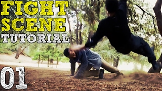 Download How to film a Fight Scene (Taught by Stuntmen) Part 01: Stacking Video