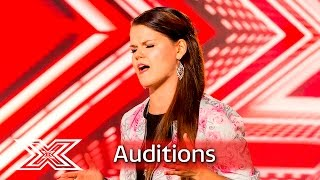 Download Saara Aalto makes Nicole want to twerk! | Auditions Week 1 | The X Factor UK 2016 Video