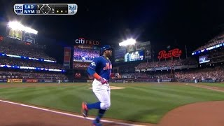 Download Cespedes hits a monster three-run homer Video