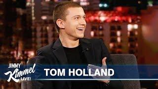 Download How Tom Holland Drunkenly Saved Spider-Man Video