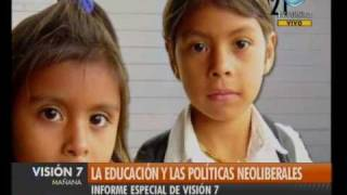 Download Visión Siete: La educación y las políticas neoliberales Video