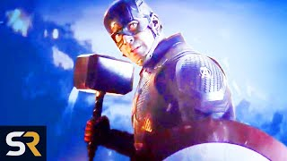 Download How Captain America Was Able To Use Thor's Hammer In Avengers: Endgame Video