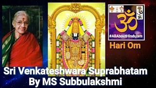 Download Sri Venkateshwara Suprabhatam By MS Subbulakshmi Video