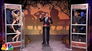 Download Phone Booth with Hugh Jackman and Shaquille O'Neal Video