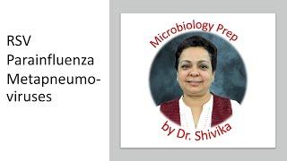 Download RSV, Parainfluenza and Metapneumovirus - Dr Shivika Video