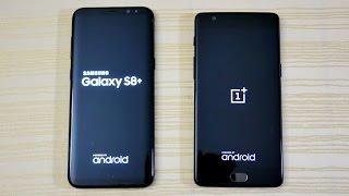 Download Galaxy S8 vs OnePlus 3T - Speed Test! (4K) Video