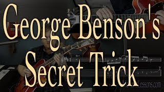 Download George Benson Secret: Create jazzy altered feel with just regular scales and arpeggios Video
