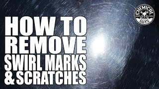 Download How To Remove Swirl Marks And Water Spots In One Step - Chemical Guys VSS Video