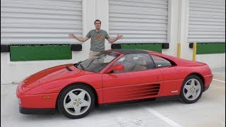 Download Here's Why the Ferrari 348 Doesn't Deserve Its Bad Reputation Video